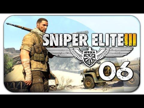 Sniper Elite III: Afrika (#6) W ciemnościach.