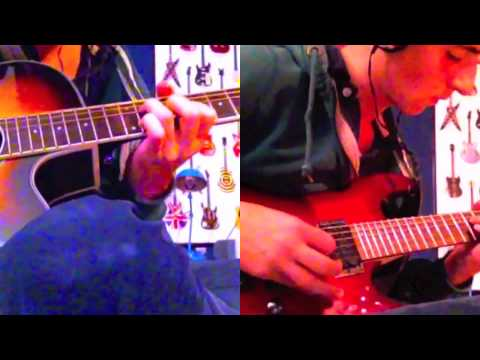 Fort Lauderdale / Two guitars composition