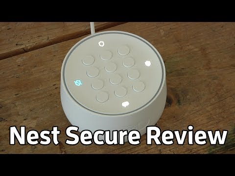 Nest Secure smart home security system review   TechHive