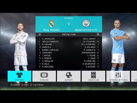 PES 2018 PC - Tutorial How to Import Option File [Real Names, Kits, Emblems]