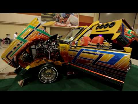 LOWRIDER Super show 2017 Albuquerque New Mexico