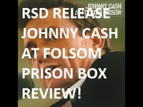REVIEW of RSD 2018 Release of Johnny Cash At Folsom Prison 5 LP Box Set Mp3