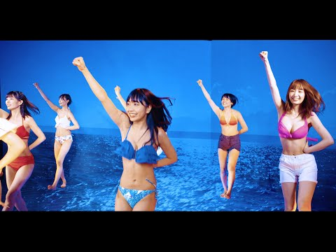 仮面女子(KAMENJOSHI)『POPPING☆SUMMER』
