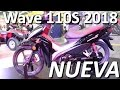 Nueva Honda Wave 110 S 2018 Lanzamiento Características - Nuevas Motos 2018