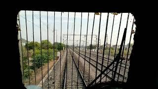 Kerala Express departing from Jhansi jn.