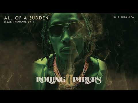 Wiz Khalifa - All of a Sudden feat. THEMXXNLIGHT [Official Audio]