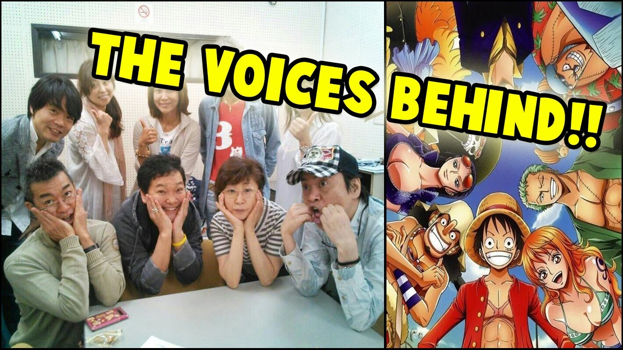 Images of the monkey d. The Voices That Make One Piece So Great Youtube