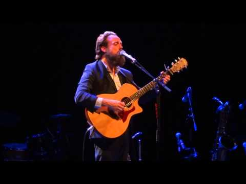 Iron and Wine - Fever Dream (HD) Live in Paris 2013