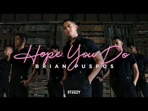 Hope You Do - Chris Brown | Brian Puspos Choreography | STEEZY.CO