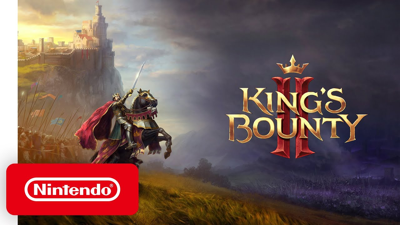 Nintendo Switch - King's Bounty - Announcement Trailer - Nintendo