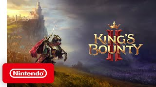 Nintendo Switch - King's Bounty  - Announcement Trailer
