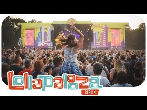 Lollapalooza Berlin 2016 • Official Festival Recap