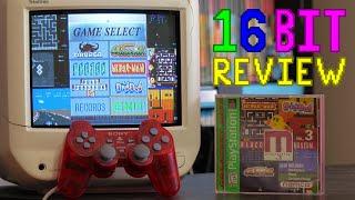 Namco Museum Vol. 3 Review - 16 Bit Video Game Review