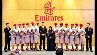 Emirates Cabin Crew Graduation 2016