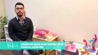 Gambar cover İşitme Kaybına Bağlı Dil ve Konuşma Problemleri - Uzm. Dil ve Konuşma Terapisti Çağdaş Karsan