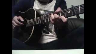 歌詞もギターも綺麗な曲です 原曲聴きながら1take勝負で挑んだら リズム...