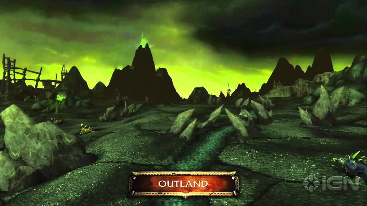 Draenor and outland