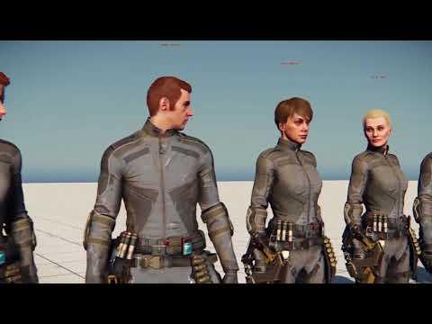 Star Citizen   Squadron 42 Updates & Idris NPC Crew