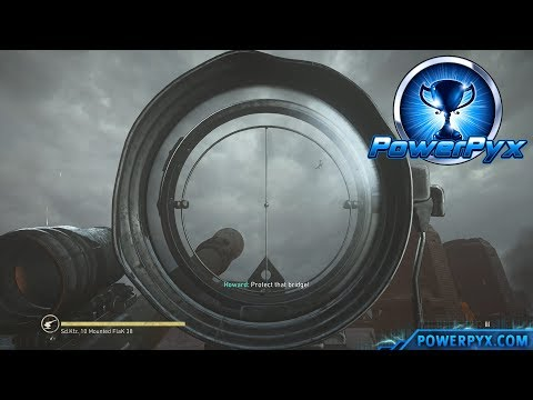 call-of-duty-ww2---defender-trophy-/-achievement-guide-(mission-11)