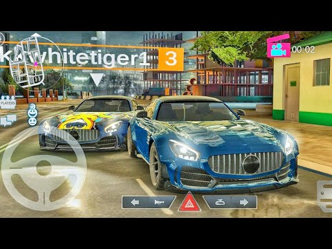 Multiplayer - Real Car parking 2 Driving School 2020 | Rcp 2 Driving Simulator Games