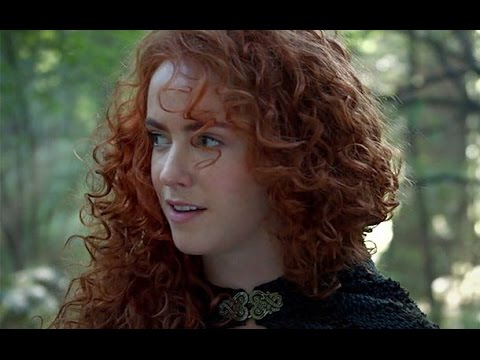 Brave Comes to Once Upon a Time! Amy Manson Brings Merida to Life in New Season 5