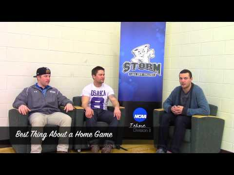 Lake Erie Men's Lacrosse Group Interview
