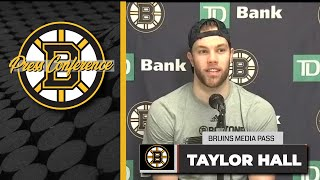 Taylor Hall Practice Interview