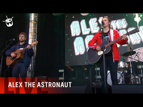 Alex The Astronaut covers Bob Dylan 'Blowin' In The Wind' (live at triple j's One Night Stand)