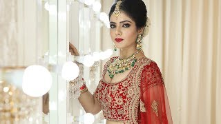 Bridal getting ready teaser | Film by: Amit Dhok | www.pixelseason.com