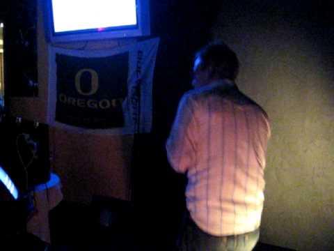Colin Black karaoke in Eugene Oregon