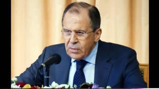 Лавров обсудит в Турции слова Эрдогана о свержении президента Сирии