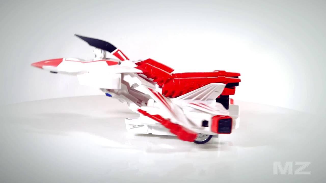 Transforming Seeker Plane to Robot