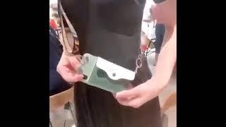심플 스트랩 카드포켓 폰케이스