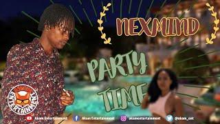 Nex Mind - Party Time - January 2020