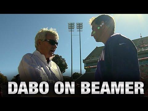 Clemson's Dabo Swinney on Frank Beamer's Retirement | ACC Now