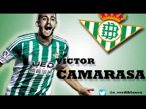 Victor Camarasa ǀ Welcome to Real Betis ǀ Skills and goals