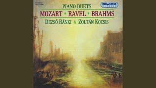 Sonata for Two Pianos in D major K.448 (375a) : I. Allegro con spirito