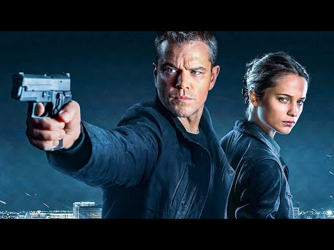JASON BOURNE 5 All Trailer + Clips (Matt Damon - 2016)