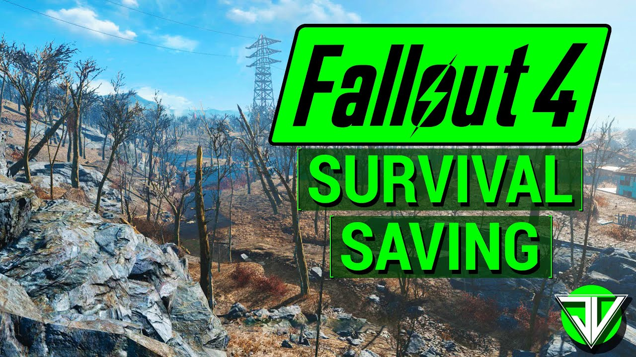 FALLOUT 4: Survival Mode SAVING Explained! (Does Switching to Survival RUIN  Your Save?)