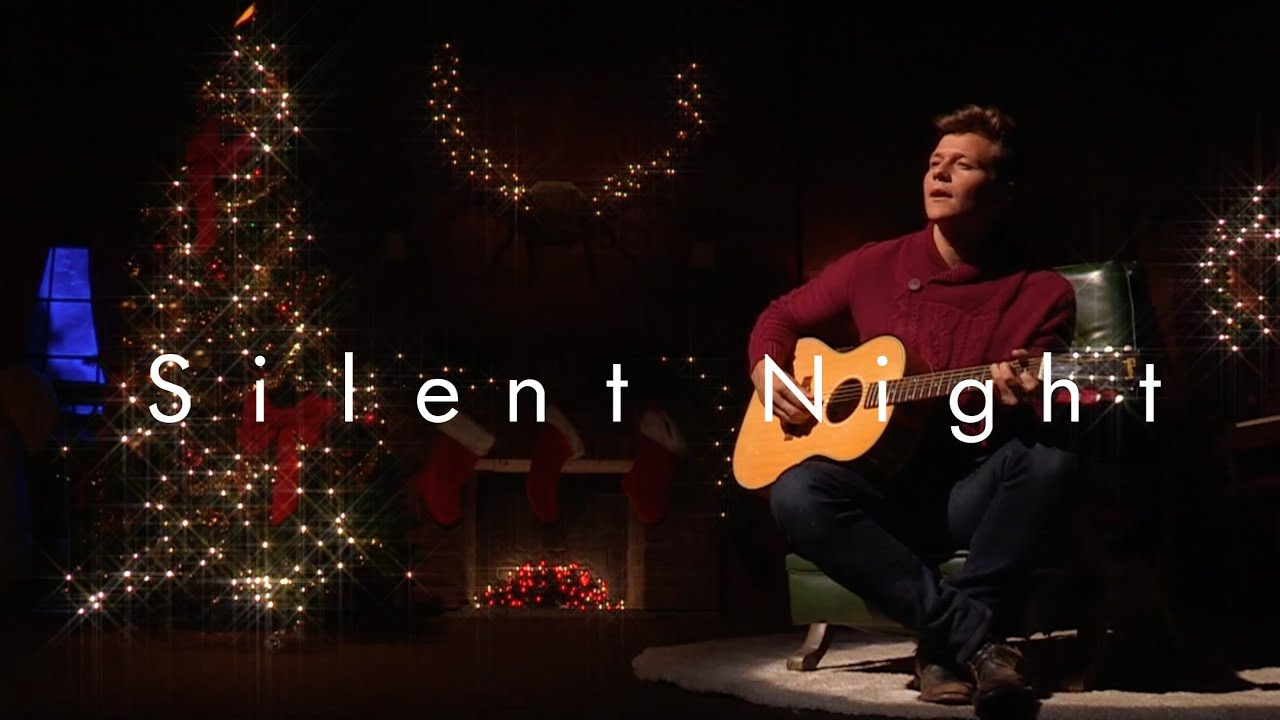 Silent Night (Acoustic) - Tyler Ward - Youtube Holiday ...