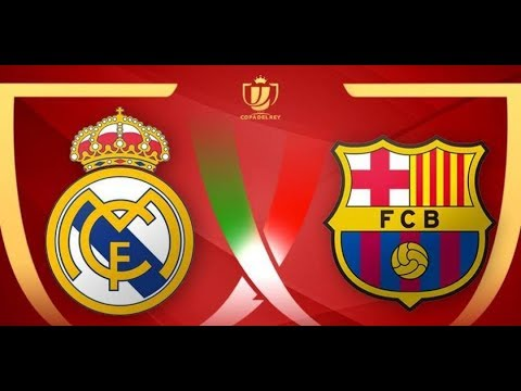 Image Result For En Vivo Barcelona Vs Real Madrid En Vivo Copa Del Rey Live Stream
