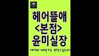 윤미T 레드브라운