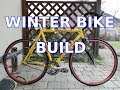 FREE single speed conversion - (winter bike project)