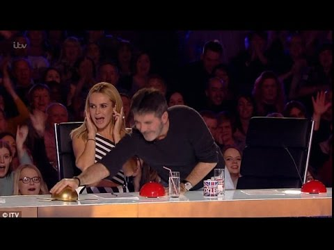 Britain's Got Talent || Golden Buzzer 2016 from YouTube · Duration:  27 minutes 30 seconds