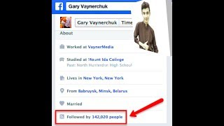 how can we increase our facebook follower