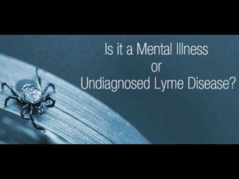 Jane Marke, MD: Mental Illness or Lyme Disease? - 12-11-2016
