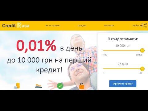 КредитКаса / Как взять кредит кредит касса  Отзыв CreditKasa.
