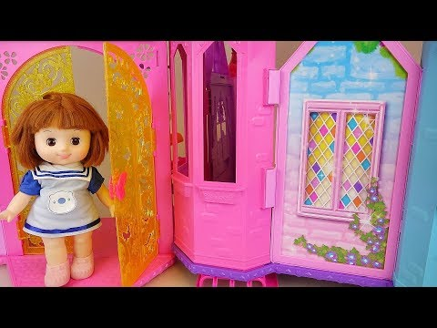 Baby doll house play and kitchen toys baby Doli play