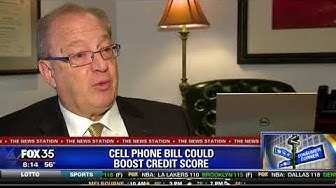 How your cell phone bill could boost your credit score