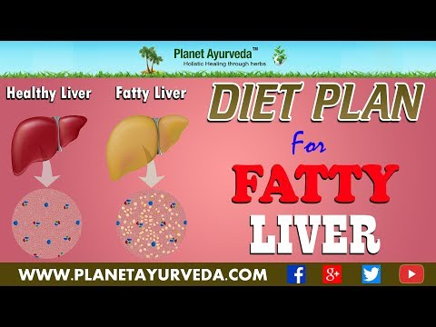 Diet Plan for Fatty Liver Patients